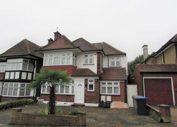 Thumbnail 4 bed detached house to rent in Briar Road, Kenton, Middlesex
