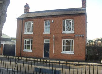 Thumbnail 4 bed detached house to rent in St. Peters Street, Syston, Leicester