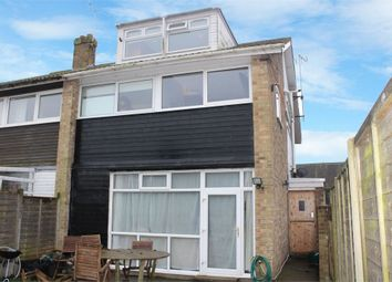 Thumbnail 4 bed semi-detached house for sale in Football Green, Hornsea, East Riding Of Yorkshire