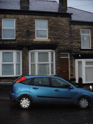 Thumbnail 3 bed terraced house to rent in Warner Road, Sheffield