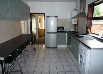 Thumbnail 5 bedroom terraced house to rent in Kingsway, Stoke, Coventry