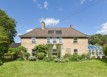 Thumbnail 4 bed detached house for sale in High Street, Northwold, Thetford
