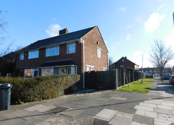 Thumbnail 3 bed end terrace house to rent in Down Close, Northolt