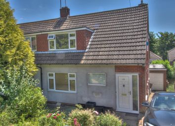 Thumbnail 4 bed semi-detached house for sale in Warren Way, Brighton