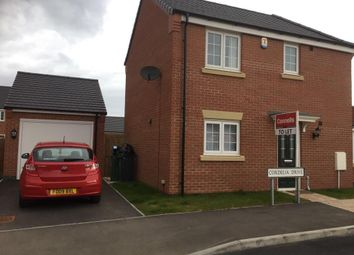 Thumbnail 3 bed semi-detached house to rent in Cordelia Drive, Birstall, Leicester