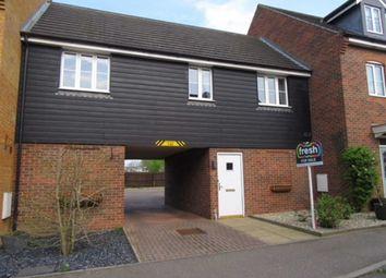 Thumbnail 2 bed maisonette for sale in Randall Drive, Orsett, Essex