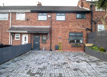 Thumbnail 3 bed terraced house for sale in Whins Avenue, Farnworth, Bolton