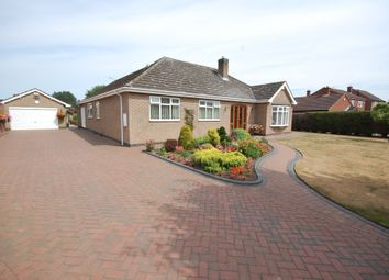 Thumbnail 3 bed detached bungalow for sale in Washinghall Lane, Eastoft, Scunthorpe