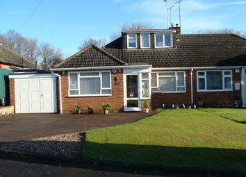 Thumbnail 3 bed bungalow for sale in Cleves Road, Rubery