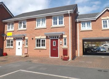 Thumbnail 2 bedroom terraced house to rent in William Bees Road, Coalville