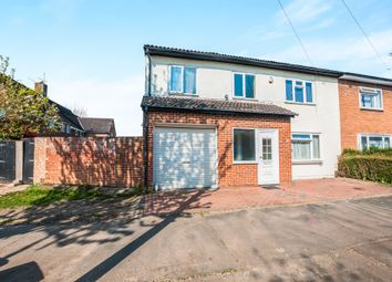 Thumbnail 5 bedroom semi-detached house for sale in Cromwell Drive, Slough