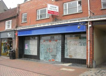 Retail premises to let in High Street, Chesham HP5