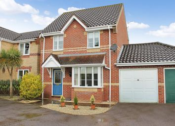 Thumbnail 3 bed detached house for sale in Newcastle Close, Thorpe St. Andrew, Norwich