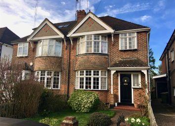Thumbnail 3 bedroom semi-detached house for sale in Woodlands Copse, Ashtead Woods Road, Ashtead