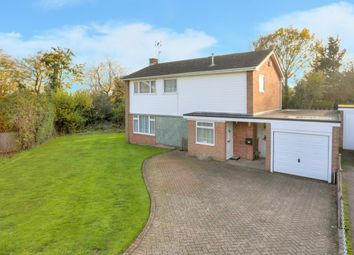 Thumbnail 4 bed detached house for sale in Buxton Close, St.Albans