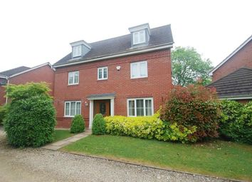 Thumbnail 5 bed property to rent in The Garthlands, Stafford