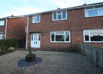 Thumbnail 3 bed semi-detached house to rent in Welbeck Avenue, Darlington
