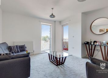 Thumbnail 2 bed flat for sale in Churcher House, Jack Cornwell Street