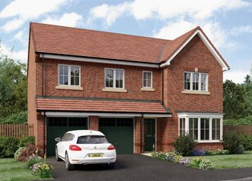 "Thumbnail 5 bed detached house for sale in ""Buttermere"" at Hind Heath Road, Sandbach"