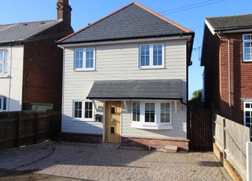 Thumbnail 3 bedroom detached house for sale in City Road, West Mersea, Colchester