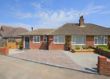 Thumbnail 3 bed semi-detached bungalow for sale in Molloy Road, Shadoxhurst, Ashford