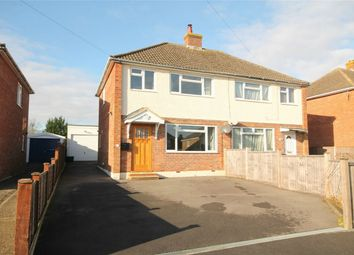 Thumbnail 3 bed semi-detached house to rent in Roman Way, Thatcham