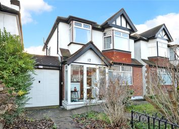 Thumbnail 3 bedroom detached house for sale in Hilbert Road, Cheam, Sutton