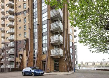 Thumbnail 2 bed flat for sale in Cascades Tower, Westferry Road, London