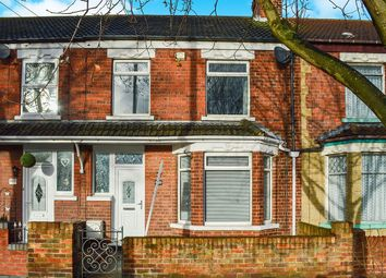 Thumbnail 3 bedroom terraced house for sale in Southcoates Lane, Hull