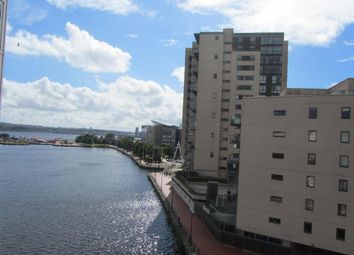 Thumbnail 2 bed flat to rent in Adventurers Quay, Cardiff Bay, Cardiff