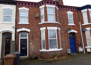 Thumbnail 4 bed terraced house for sale in Newark Road, Lincoln