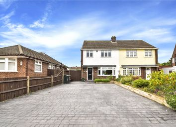 Thumbnail 3 bed semi-detached house for sale in Tredegar Road, Wilmington, Kent