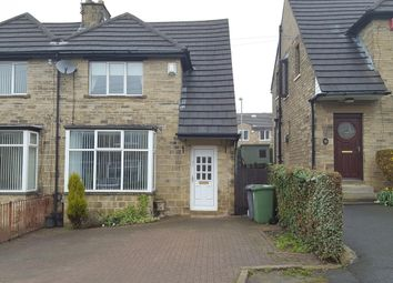 Thumbnail 2 bed semi-detached house to rent in Fairfield Crescent, Dewsbury, West Yorkshire