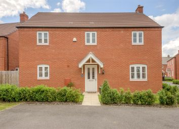 Thumbnail 4 bed property for sale in Hazel Close, Bugbrooke, Northampton