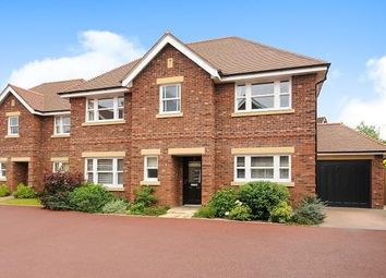 Thumbnail 4 bed detached house to rent in Old Rectory Gardens, Cobham