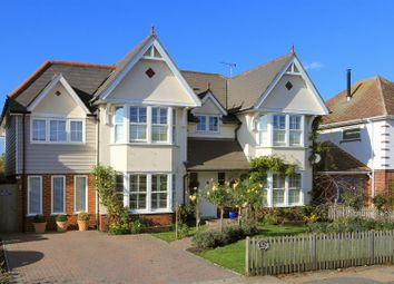 Thumbnail 5 bed detached house for sale in St. Annes Road, Tankerton, Whitstable