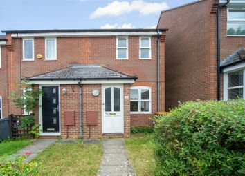 Thumbnail 2 bed end terrace house for sale in Catchacre, Dunstable