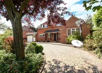 Thumbnail 5 bed detached house to rent in Trotsworth Avenue, Virginia Water