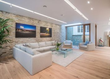 Thumbnail 3 bed mews house to rent in Bingham Place, London