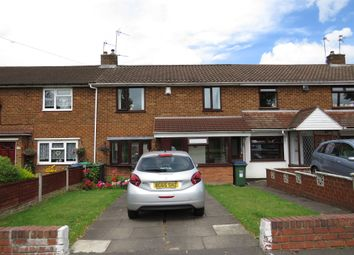 Thumbnail 3 bed terraced house for sale in Birchfield Way, Yew Tree, Walsall