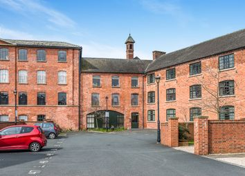 Thumbnail 3 bed flat for sale in High Street, Tean, Stoke-On-Trent