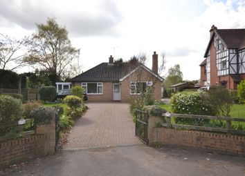 Thumbnail 2 bed detached bungalow for sale in London Road, Woore, Crewe