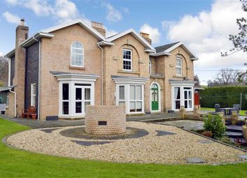 Thumbnail 5 bed detached house for sale in Homestay, Bryn Lane, Newtown, Powys