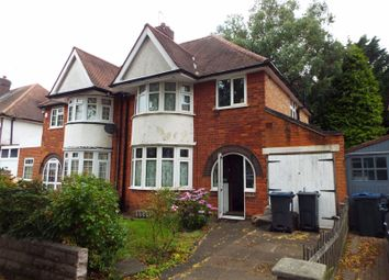 Thumbnail 3 bed semi-detached house for sale in Kilmorie Road, Acocks Green, Birmingham