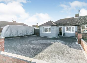 3 bed semi-detached bungalow for sale in Beryl Road, Dovercourt, Harwich CO12