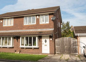 Thumbnail 3 bed semi-detached house for sale in Mistral Drive, Darlington