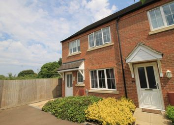 Thumbnail 3 bed end terrace house for sale in Dahlia Close, March