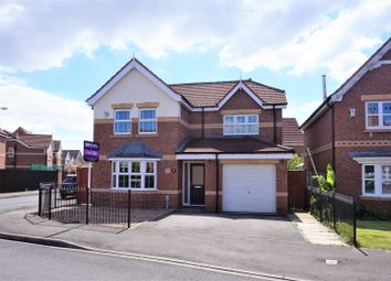 Thumbnail 4 bed detached house for sale in Hartsholme Park, Hull