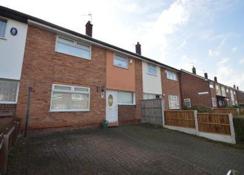 Thumbnail 3 bed terraced house for sale in Leeswood Road, Upton, Wirral