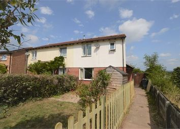 Thumbnail 2 bed end terrace house for sale in Luxton Road, Ogwell, Newton Abbot, Devon.